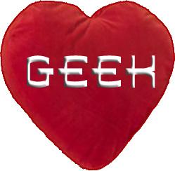 Cojín Geek
