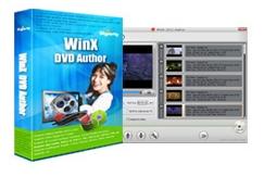 WinX DVD Author con licencia gratis