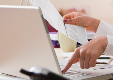 El currículum vitae en formato web