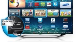 Mantén tu LCD Samsung actualizado con Evolution Kit