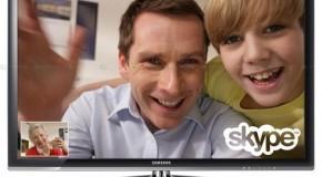 Samsung une su tecnología con Skype.