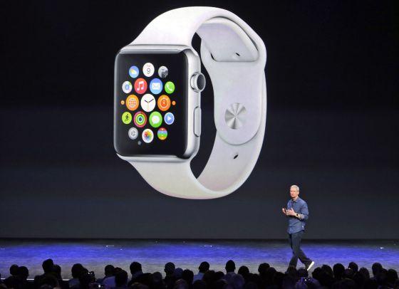Apple lanza un nuevo reloj