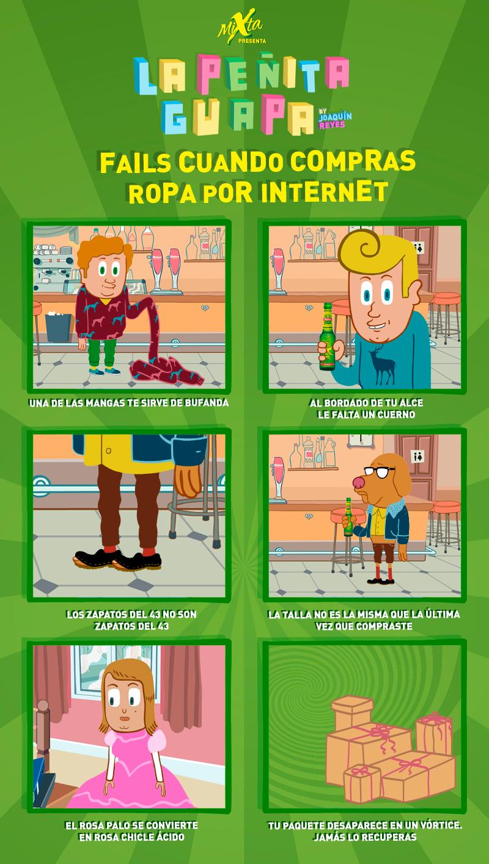 La Peñita Guapa, nueva serie online de Joaquín Reyes